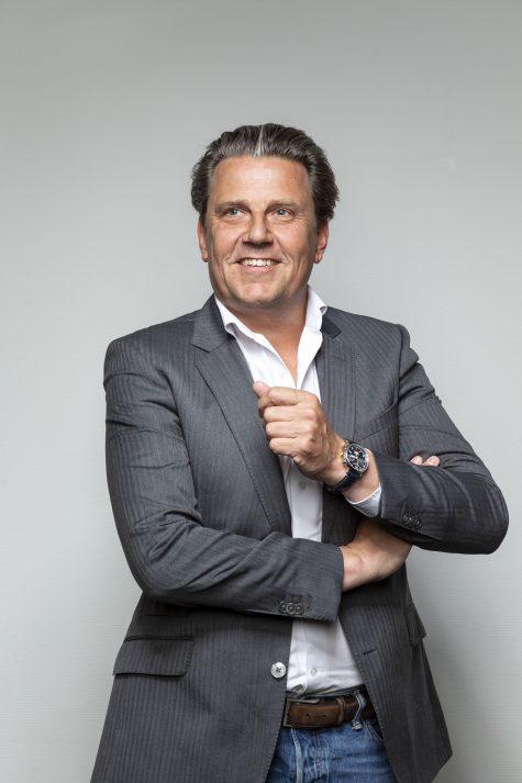 Erik Koudijs, Managing Director van Logisnext Benelux.